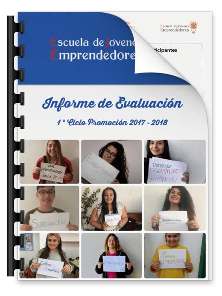 informe de evaluacion pdf